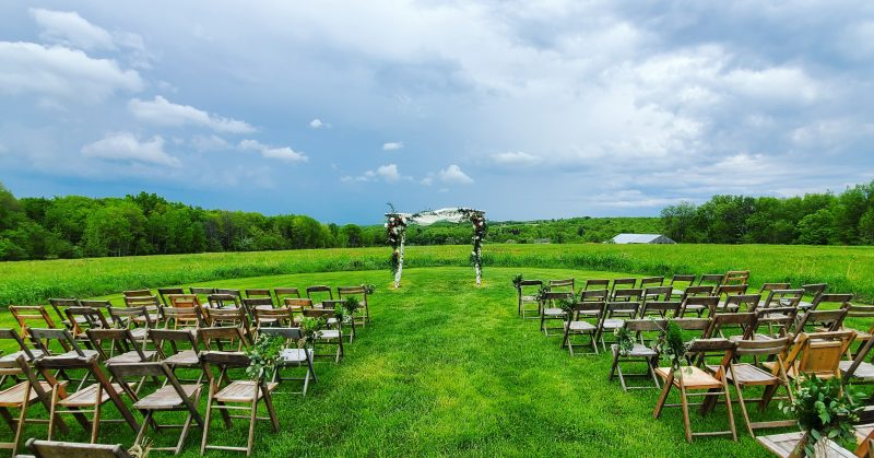 Fiddle Lake Farm Wedding - Thompson PA