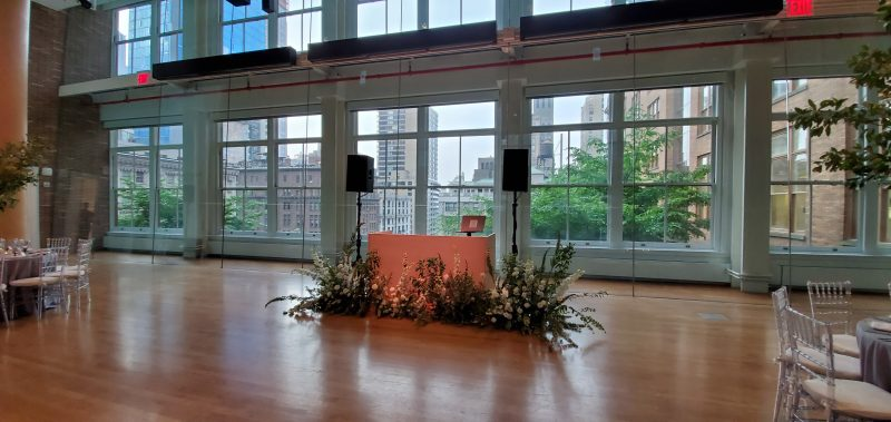 Carnegie Hall Wedding