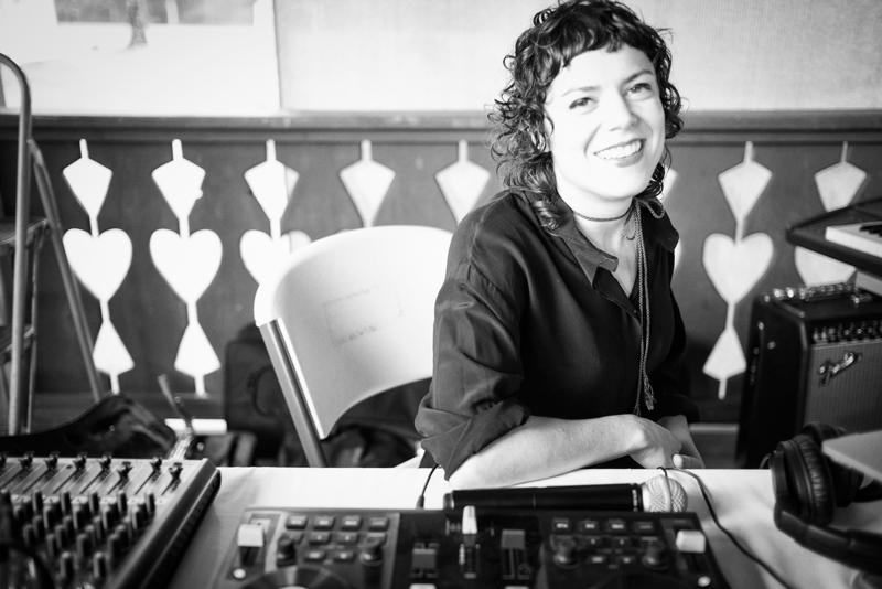DJ Sarah Van Buren