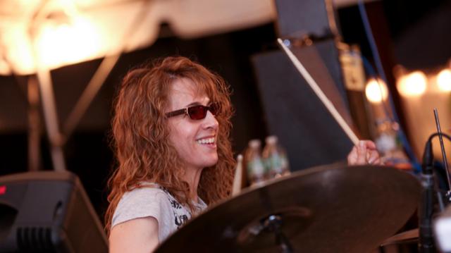 Drummer/Percussionist Zoe G.