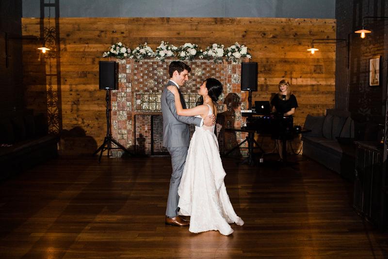 Josh & Juhee by Story and Gold Weddings