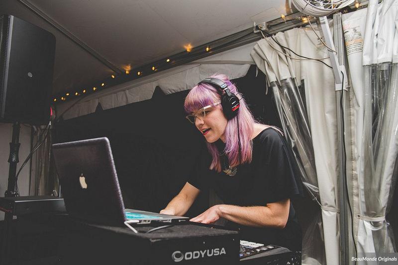 DJ Karin by Cathie Berrey @beaumondeoriginals